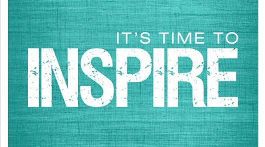 Inspiration Surrounds Me