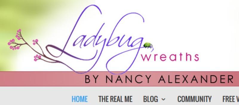 Ladybug Wreaths Website Launch a Great Success!