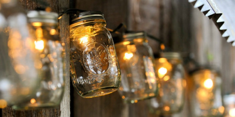 Cottage Garden Lighting… Great Ideas!